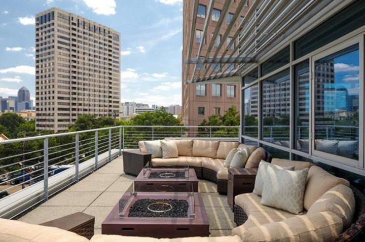 Posh peek: Mixed-use McKinney Avenue development elevates luxe living