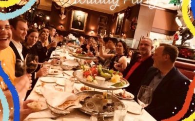 Valcap Group's annual Holiday Party at Capital Grille. Dallas