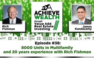 ValCap President interviewed for leading real-estate investing podcast